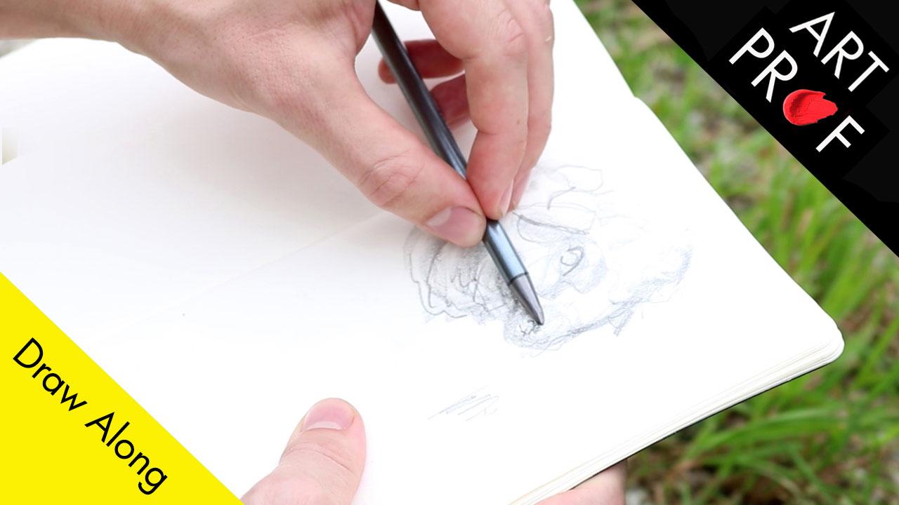 Art Prof Live: Draw Along with Prof Clara Lieu