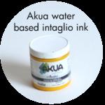 Art Supplies: Akua Water-based Intaglio Ink