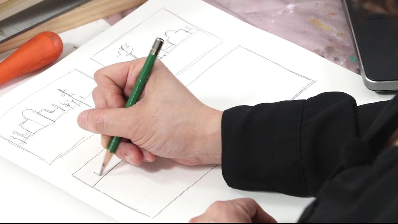 5. Thumbnail Sketches I