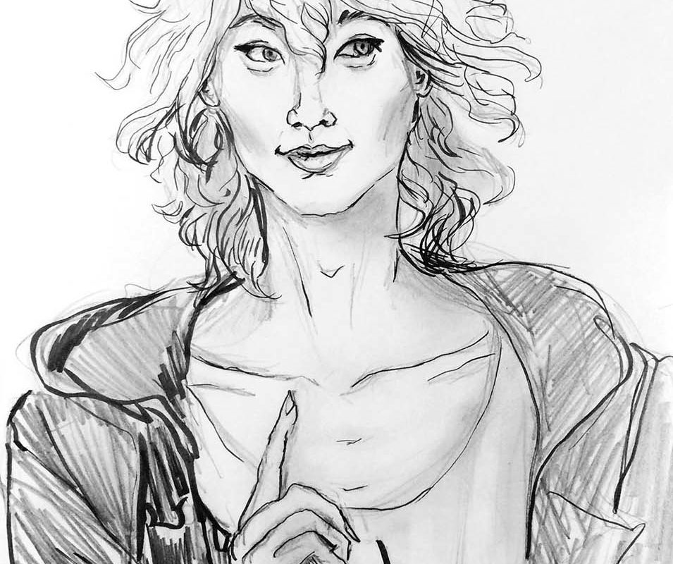 Character Design, Stephanie Gibadlo