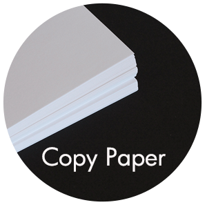 Art Supplies: Copy Paper