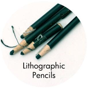 Art Supplies: Lithographic Pencils