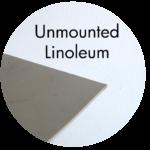 Art Supplies: Unmounted Linoleum Block