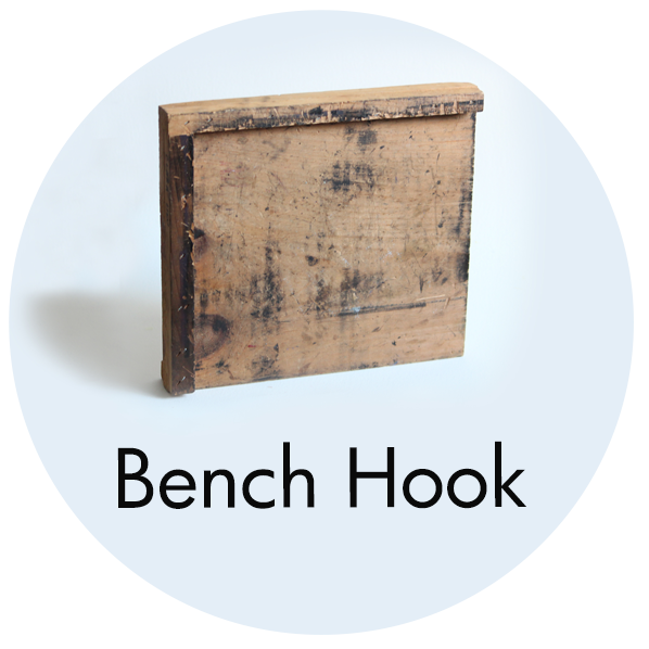 Art Supplies: Bench Hook