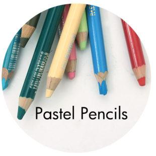 Art Supplies: Pastel Pencils