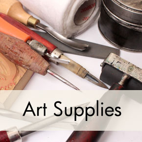 Art Supplies: Printmaking
