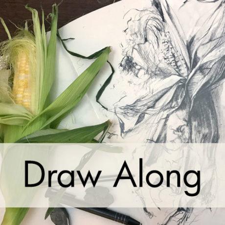 Art Prof Draw Along