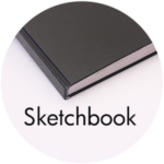 Art Supplies: Sketchbook