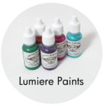 Art Supplies: Lumiere Paints