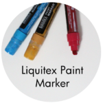 Art Supplies: Liquitex Paint Markers