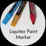Art Supplies: Liquitex Paint Markers