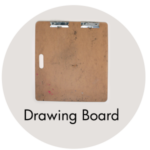Art Supplies: Drawing Board