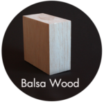Art Supplies: Balsa Wood