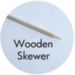 Art Supplies: Wooden Skewer