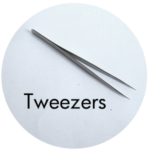 Art Supplies: Tweezers