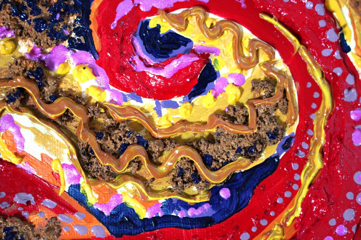 Lauryn Welch, Painter & Performance Artist