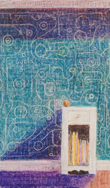 Crayon Drawing, Piper Matthew