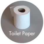 Art Supplies: Toilet Paper