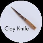 Art Supplies: Clay Knife