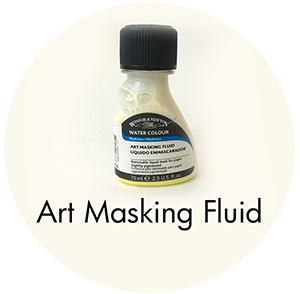 Art Supplies: Art Masking Fluid