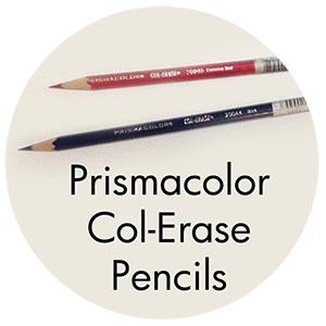 Art Supplies: Prismacolor Col-Erase Pencils