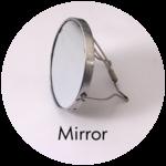 Art Supplies: Mirror