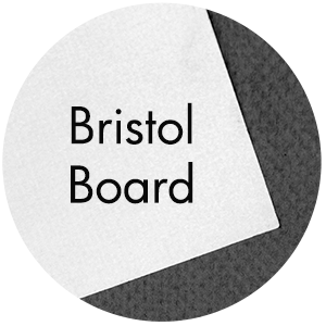 Art Supplies: Strathmore Bristol Board