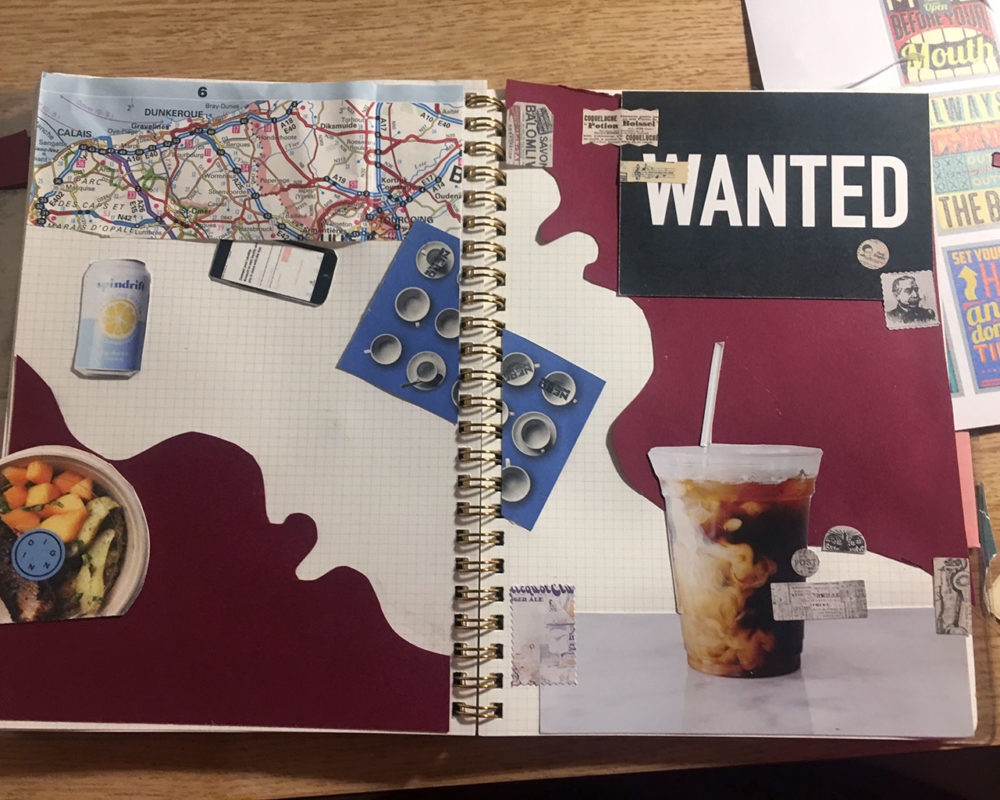 Visual Journaling, Marie Latham