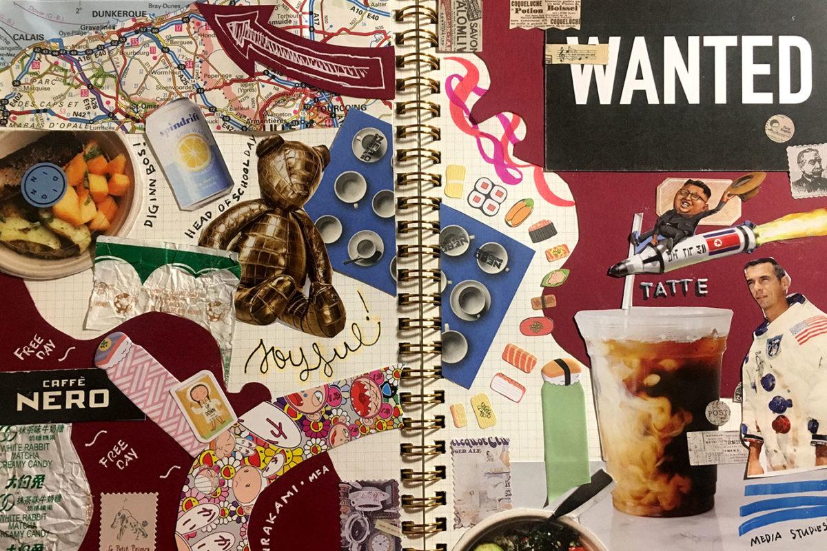 Visual Journaling, Marie Latham