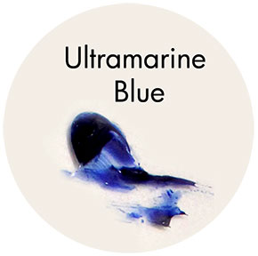 Art Supplies: Ultramarine Blue