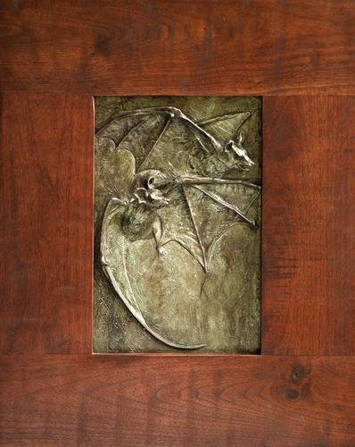 Bas-relief Bats