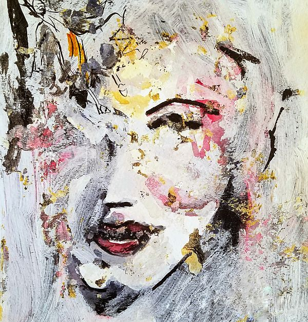 Mixed Media Art by Benita Sweeney