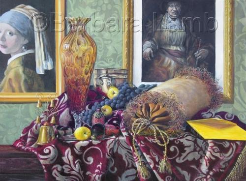Barbara Lamb Fine Art