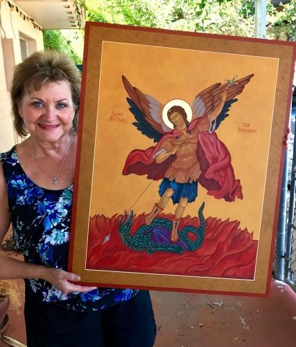 Brenda J. Fox presents Sacred Illuminations