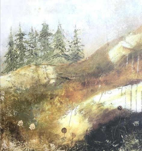 Carolyn M. Abrams Art