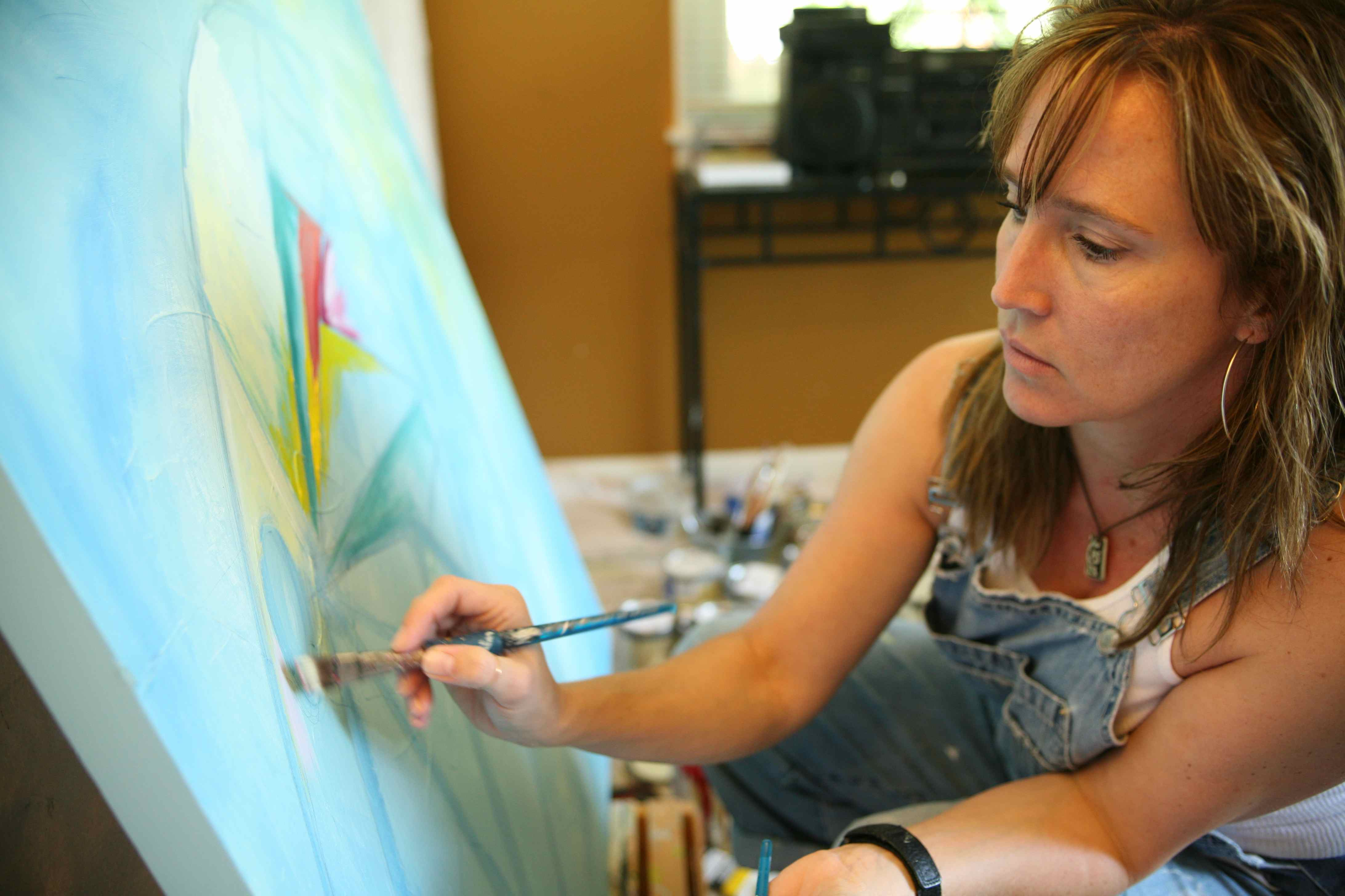 Colors That Work Well Together Dana Kahan Artist Statement