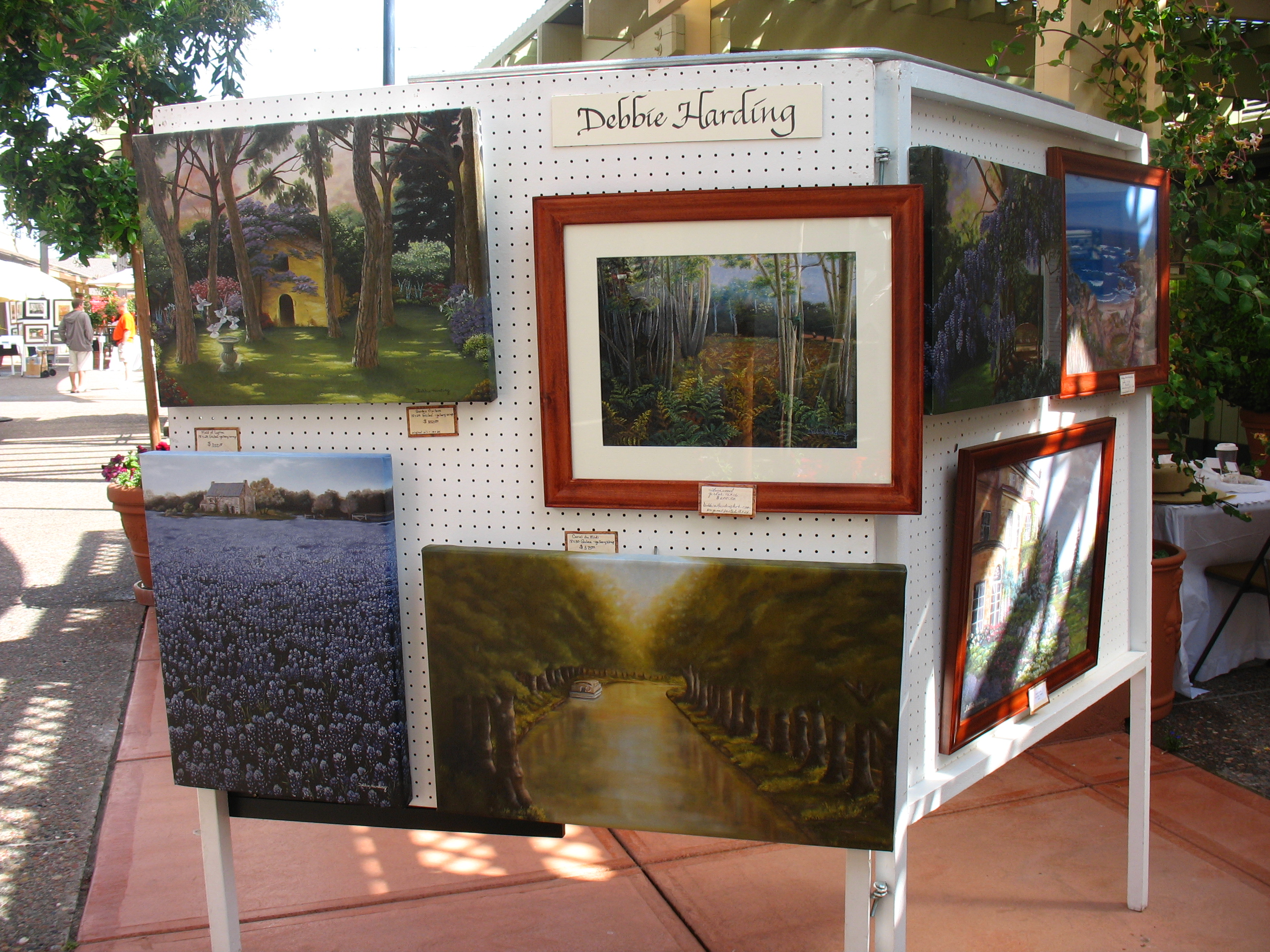 Art Show Montgomery Village 1