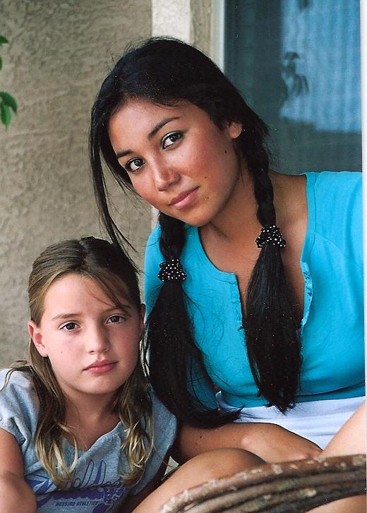 Jacqui and Maxine photo
