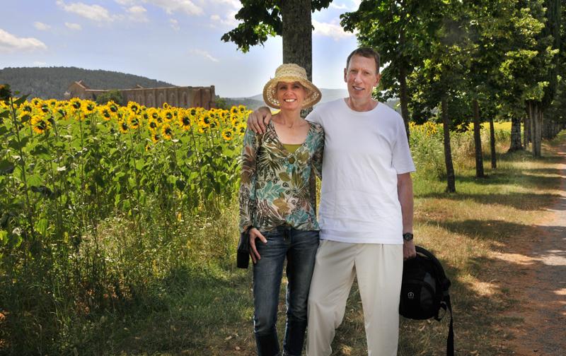 Martin Rowe & Debra Ehmann