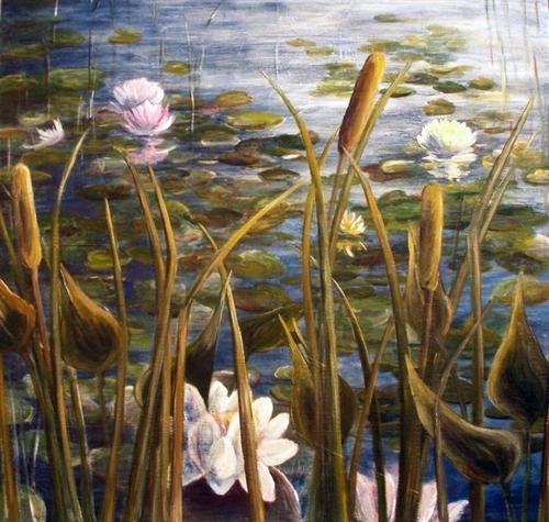 Debra L. Trafton, Fine Artist