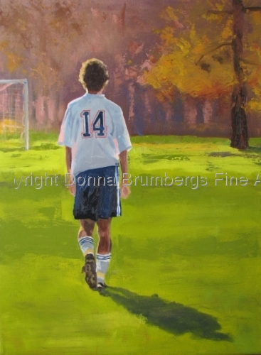 Donna Brumbergs Fine Artist