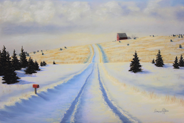Winter scene link