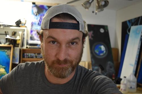 Daniel Ebro Roberts - Artist