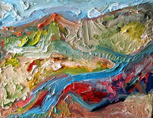 Elliot Essman Landscape Artist
