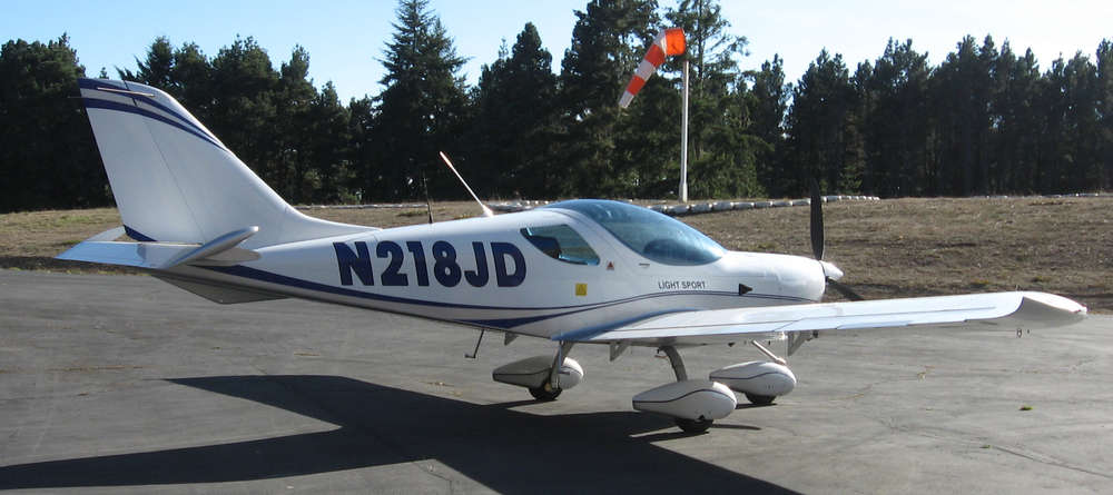 Light Sport Plane