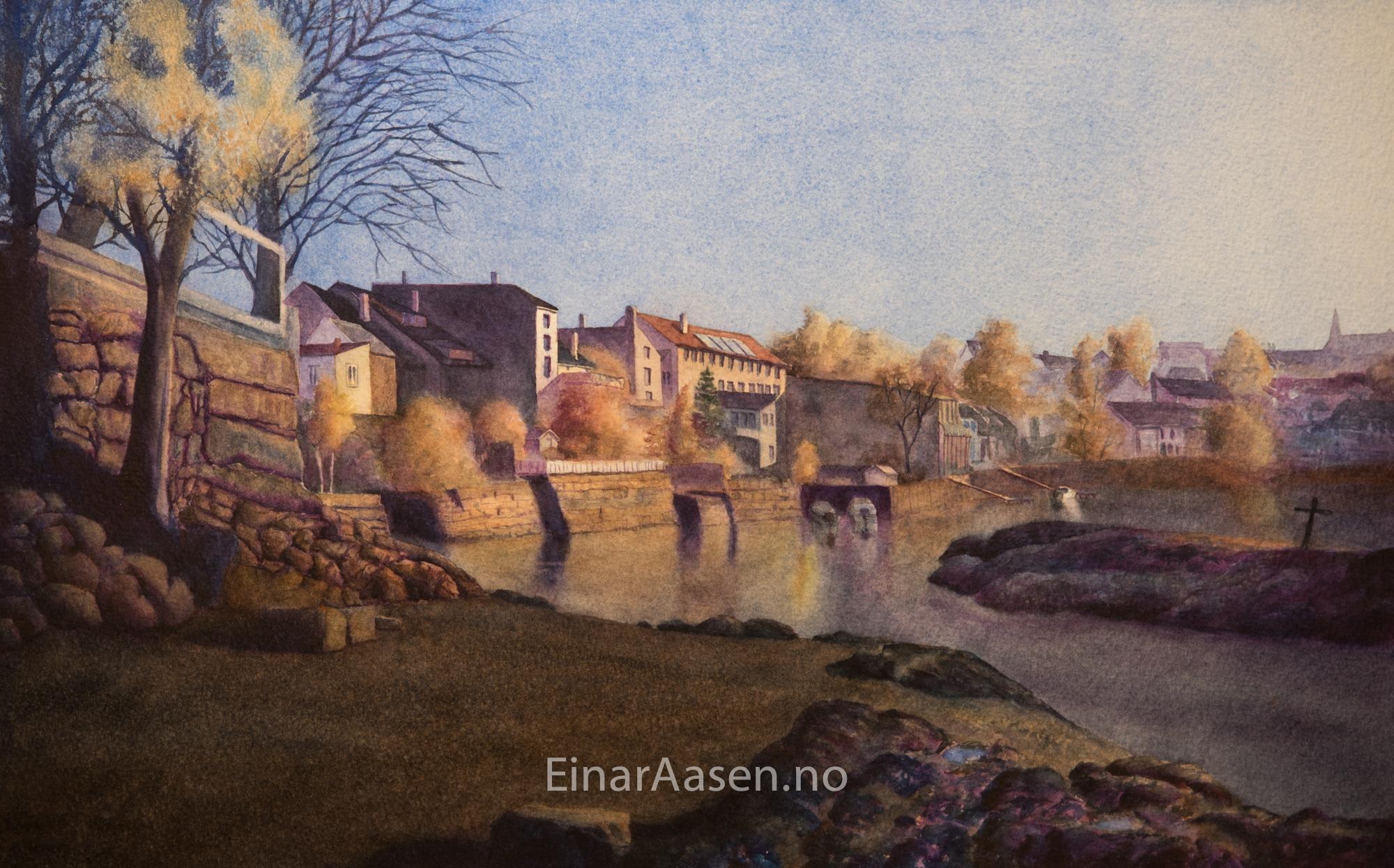 Trondheim October