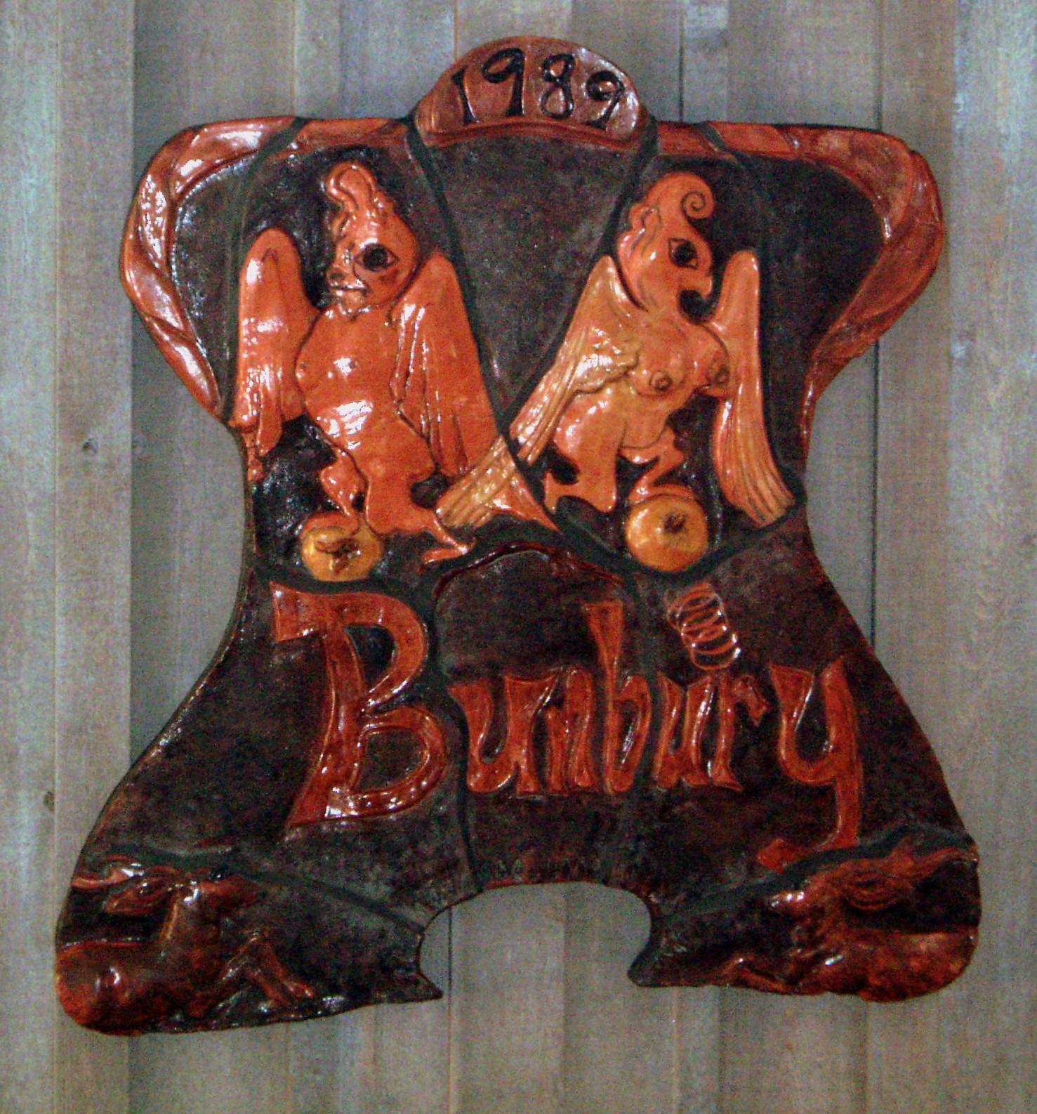 Bunbury Studio Sign
