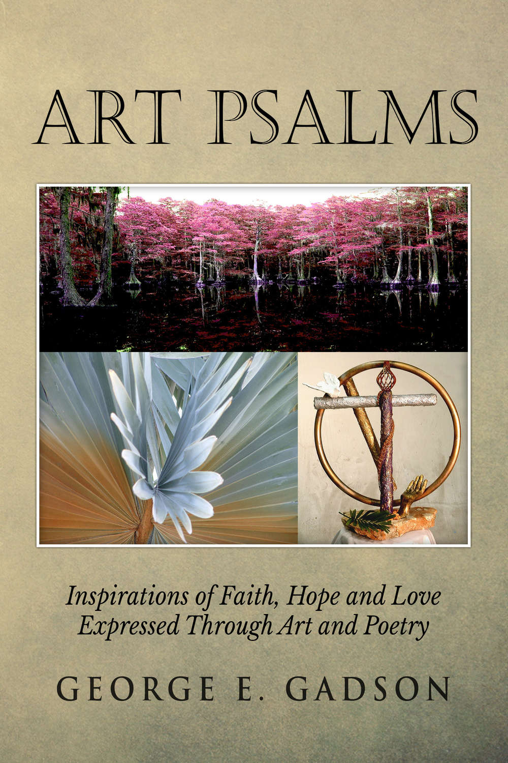New Book Release of art and poetry by George Gadson.