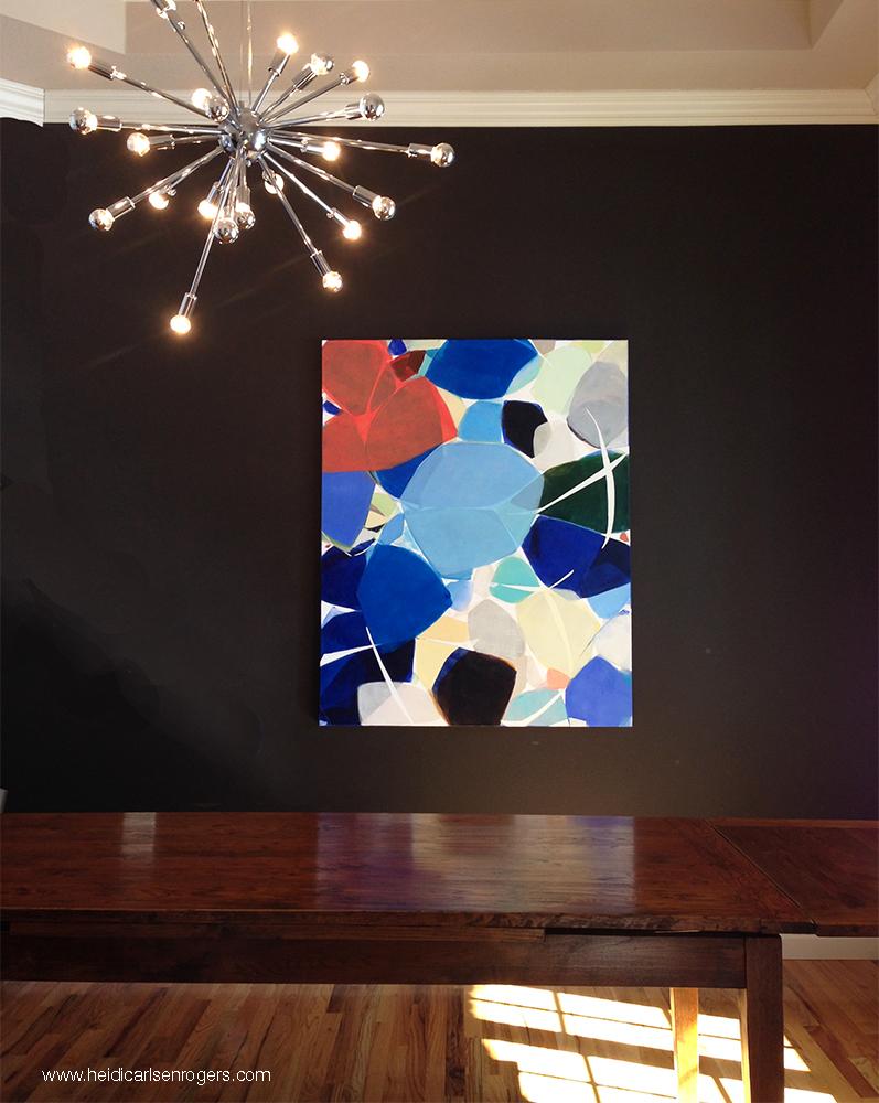 Interior Art Heidi Carlsen-Rogers