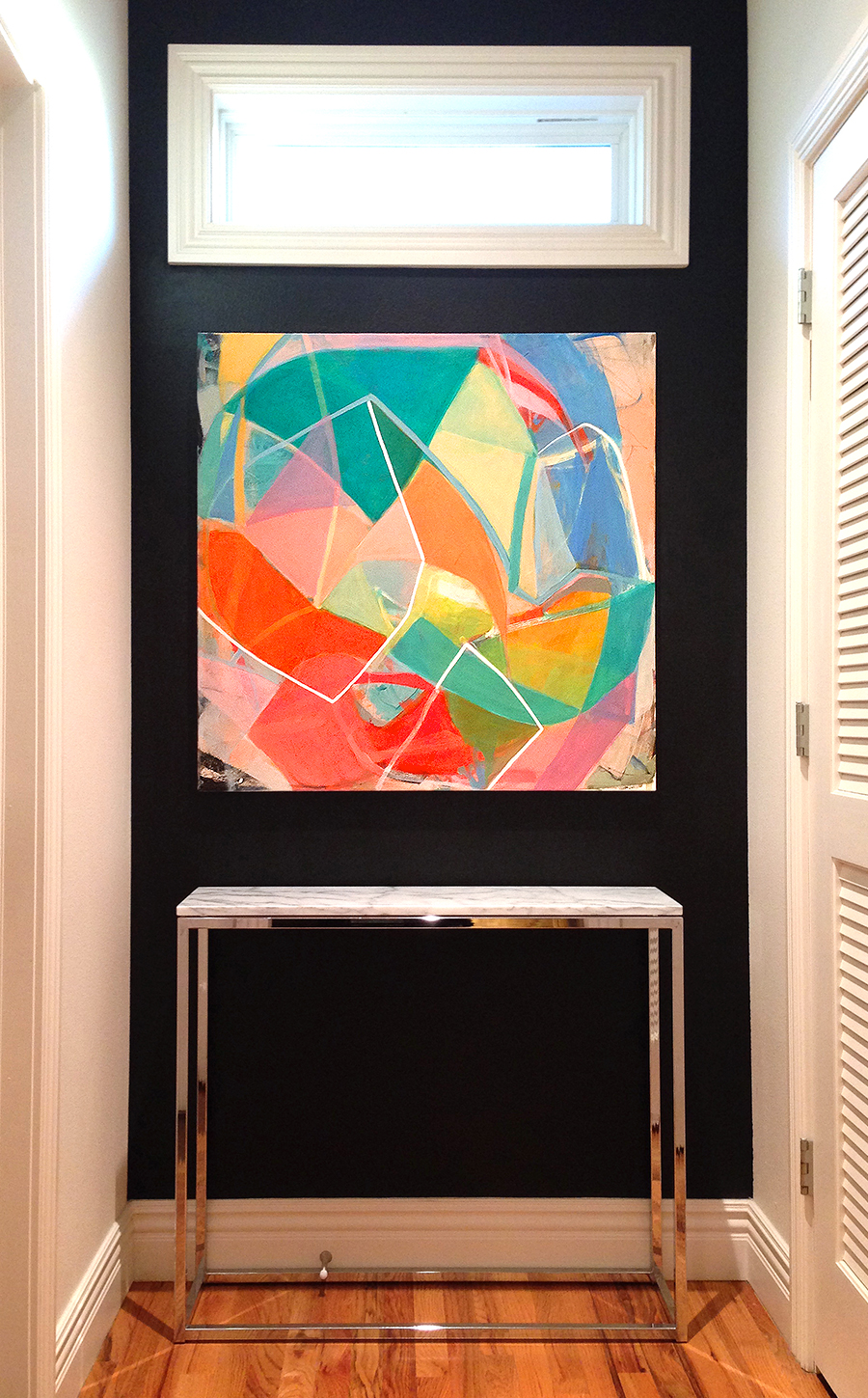 heidi-carlsen-rogers-abstract-expressionist-painting-orange-teal